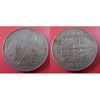 2 Kronen 1991