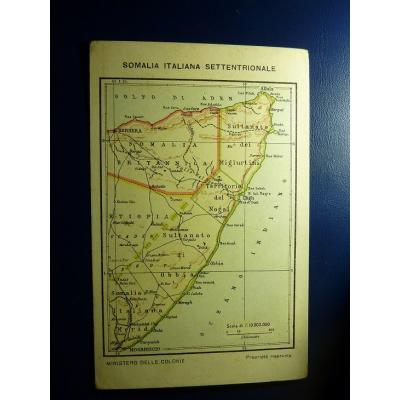 Somalia Italiana Settentrionale
