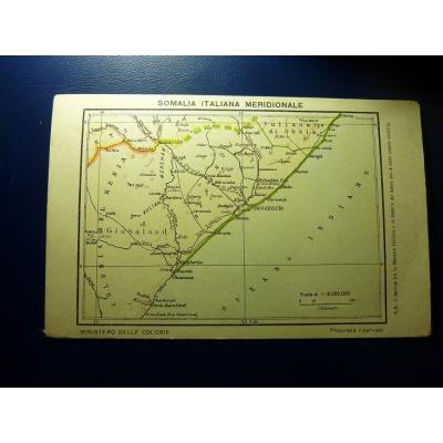 Somalia Italiana Meridionale