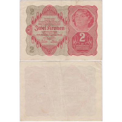 2 Kronen 1922