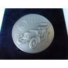 100 let ŠKODA AUTO, medaile v etui