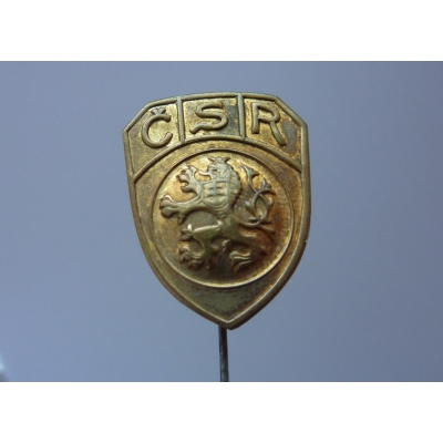 ČSR Lev, odznak jehla