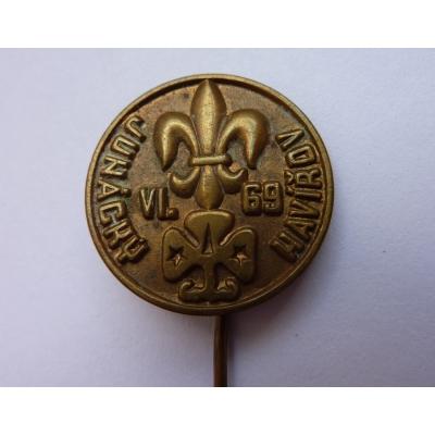 Junácký havířov 1969, mincovna Kremnica