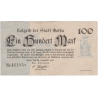 Německo - bankovka 100 marek 1922 Gotha