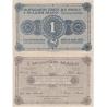 Německo - bankovka 1 million Mark 1923 Hannover