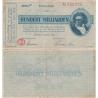 Německo - bankovka 1 milliarden Mark 1923 Bonn