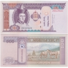 Mongolsko - bankovka 100 Tugrik 2014 UNC