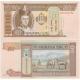 Mongolsko - bankovka 50 Tugrik 2013 UNC