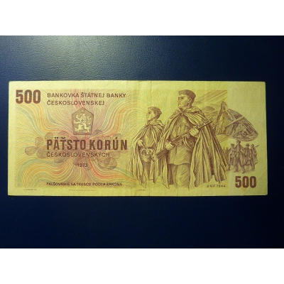 500 Kronen 1973 U11