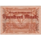 Německo - bankovka 100 Mark 1922 Essen