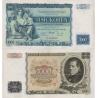 1000 korun 1934, série C