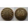 5 Reichspfennig 1925 D