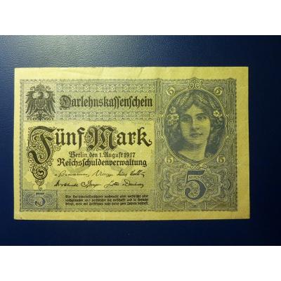 5 marek 1917