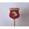 Pardubice - odznak smalt