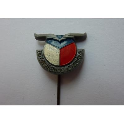 Letectví - budoucnost ČSR, odznak jehla