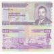 Burundi- bankovka 100 francs 2006 UNC