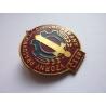 Vzorný pracovník civilní obrany - velký odznak, mincovna Kremnica