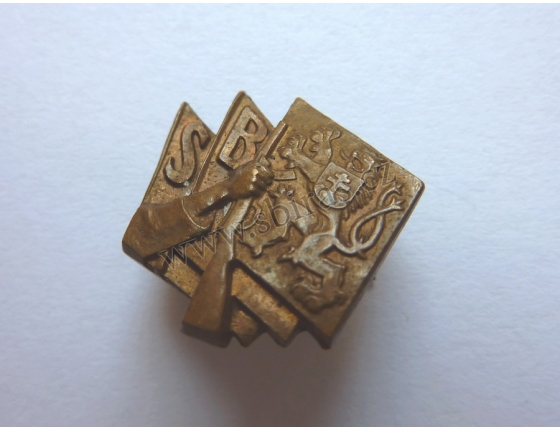 Svaz bojovníků - odznak, mincovna Kremnica