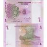 Kongo - bankovka 1 centime 1997 UNC