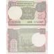 Indie - bankovka 1 rupee 2015 UNC