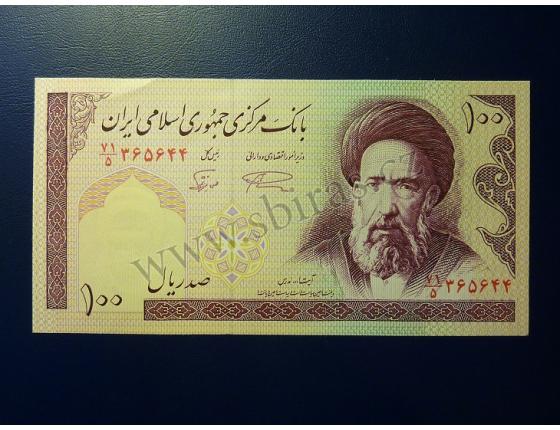 100 rijálů Írán
