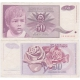 Jugoslávie - bankovka 50 dinara 1990