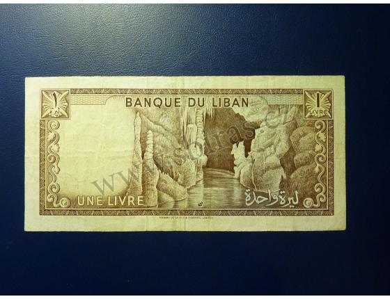 1 libra Libanon