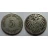 5 Pfennig 1894 A
