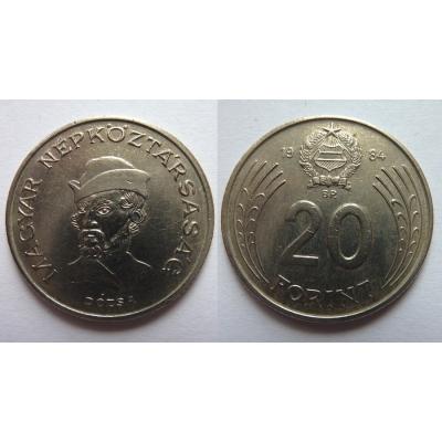 20 forint 1984