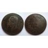 Italské království - 10 centesimi 186X M