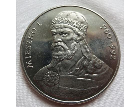 Polsko - 50 zlotych 1979, Mieszko I