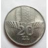 Polsko - 20 zlotych 1974, vodopád