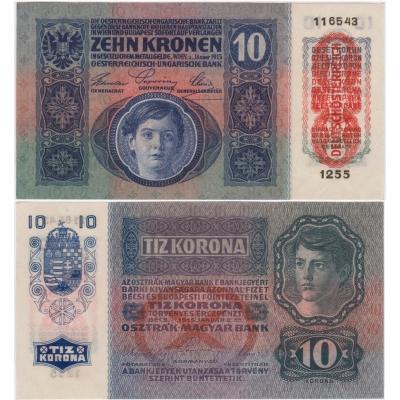 10 Kronen 1915