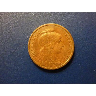 5 centimů 1913