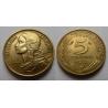 Francie - 5 centimes 1972