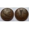 Irsko - 1 penny 1928