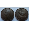 Velká Británie - Farthing 1/4 Penny 1946