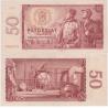 50 korun 1964, série J
