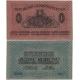 Tschechoslowakei - I. Ausgabe von Banknoten: 1 Krone 1919