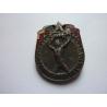 I. Spartakiáda 1955, připínací odznak