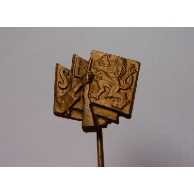 Svaz bojovníků, odznak, mincovna Kremnica